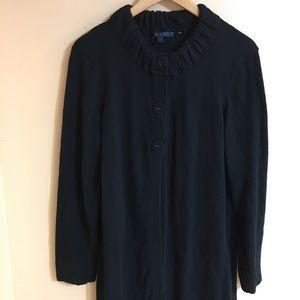 Boden Dresses - Boden dress women's plus 18 black button down